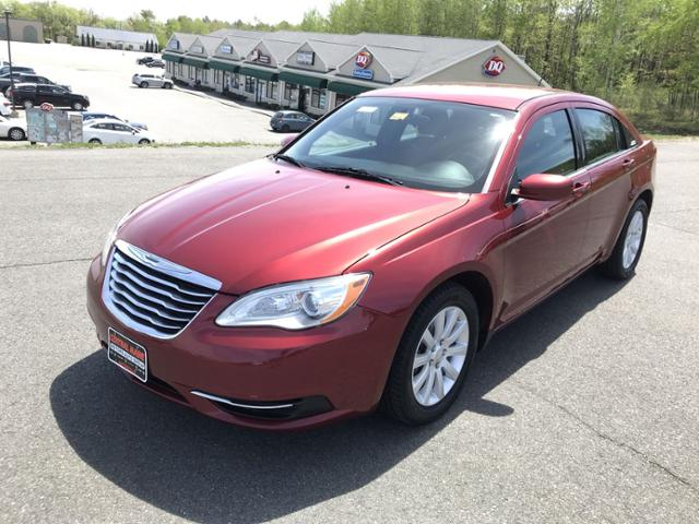 Pre-Owned 2014 Chrysler 200 4dr Sdn Touring