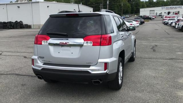 Pre-Owned 2017 GMC Terrain AWD 4dr SLE w/SLE-2 in ...