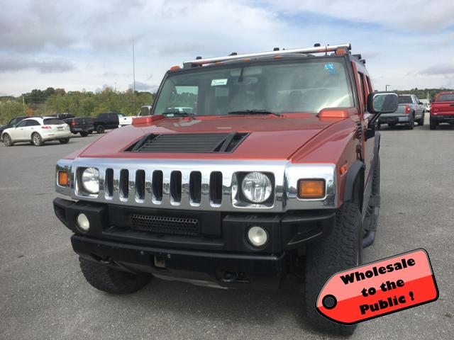 Pre Owned 2004 Hummer H2 4dr Wgn Sport Utility In Waterville