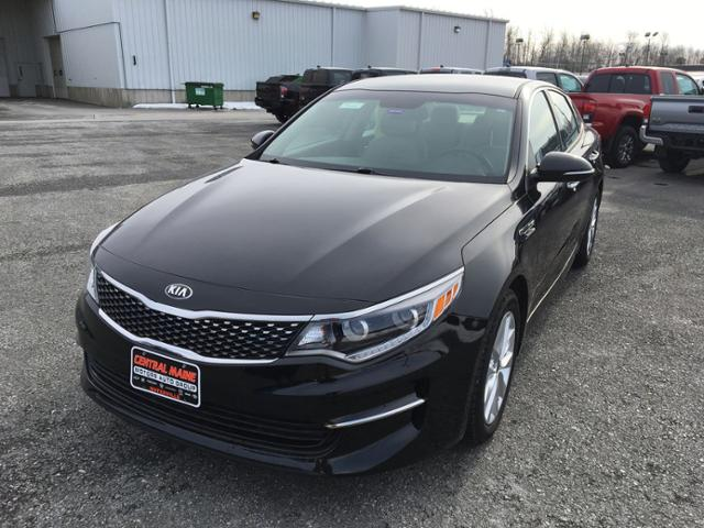 Pre Owned 2017 Kia Optima Ex Auto In Waterville Jt1405a Central Maine Toyota