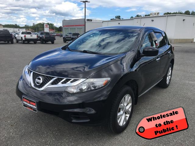Pre-Owned 2014 Nissan Murano AWD 4dr LE