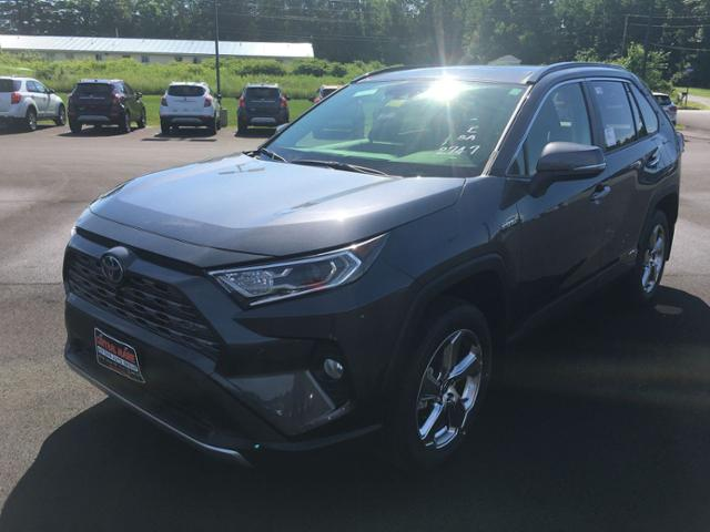 New 2020 Toyota RAV4 Hybrid Hybrid Limited AWD *Ltd Avail*