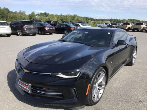 Pre-Owned 2017 Chevrolet Camaro 2dr Cpe 1LT