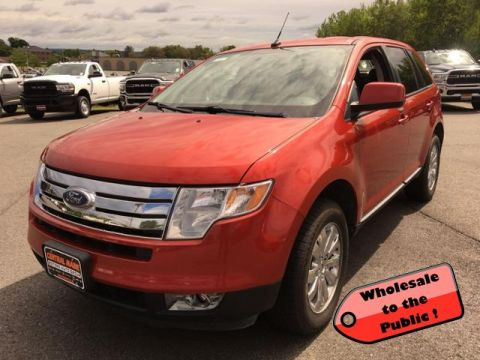 Pre-Owned 2010 Ford Edge 4dr SEL AWD