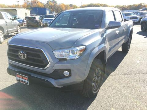 New 2020 Toyota Tacoma 4WD TRD Sport Double Cab 6' Bed V6 AT