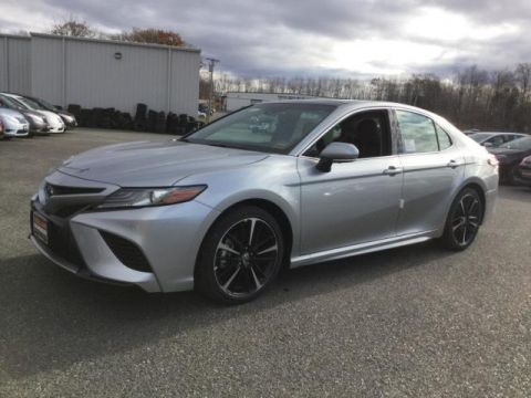 New 2018 Toyota Camry XSE V6 Auto With Navigation