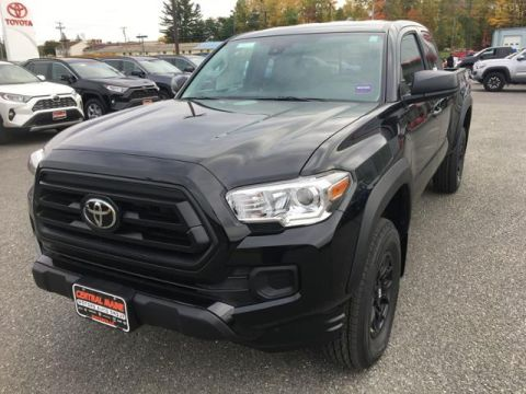 New 2020 Toyota Tacoma 4WD SR Access Cab 6' Bed I4 AT