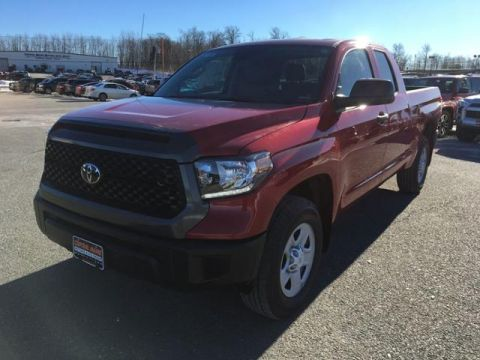 New 2019 Toyota Tundra 4WD SR Double Cab 6.5' Bed 4.6L