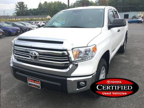 Certified Pre-Owned 2016 Toyota Tundra Double Cab 4.6L V8 6-Spd AT SR5