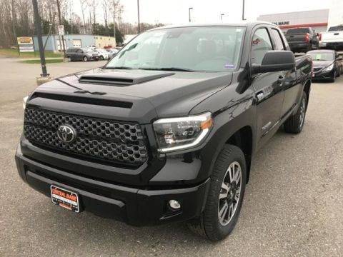 New 2020 Toyota Tundra 4WD SR5 Double Cab 6.5' Bed 5.7L